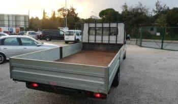 Fiat Ducato 2.3 Caixa Aberta Cabine Dupla Maxi completo