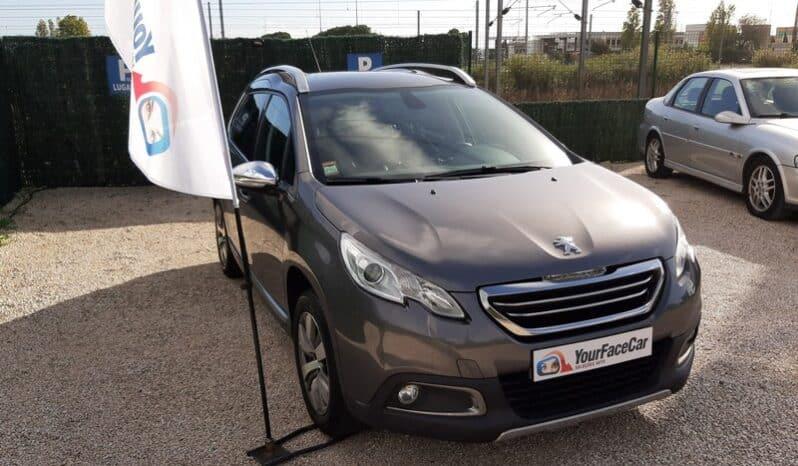 Peugeot 2008 1.2VTi Allure completo