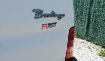 Citroen Berlingo 1.6HDi First completo