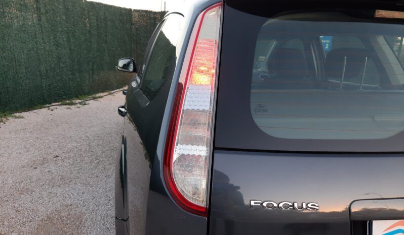 Ford Focus Station 1.6TDCi Trend completo