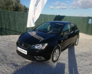 Seat Ibiza 1.4TDI Reference -viatura usada