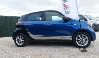 """Smart ForFour 1.0 Passion """"One Edition"""" completo"""