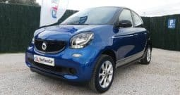 "Smart ForFour 1.0 Passion ""One Edition"""