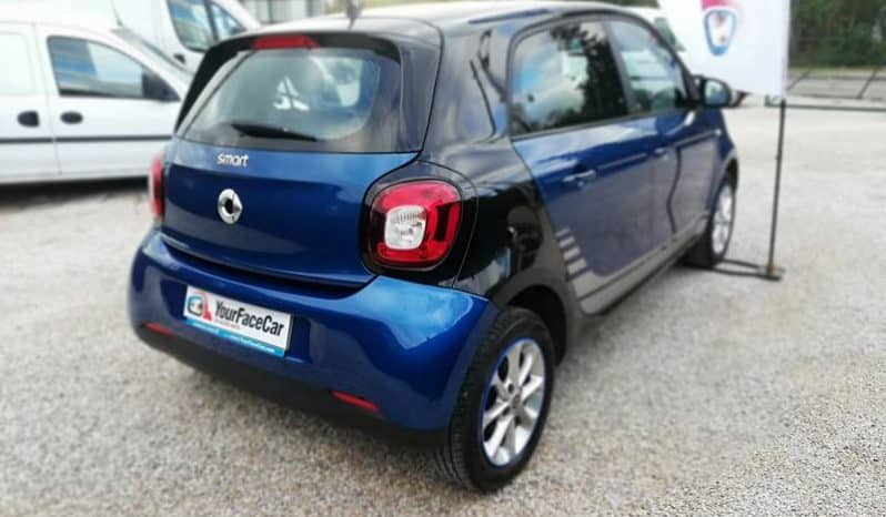 "Smart ForFour 1.0 Passion ""One Edition"" completo"