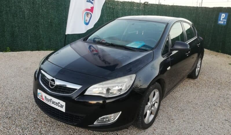 Opel Astra 1.7 CTDi Enjoy