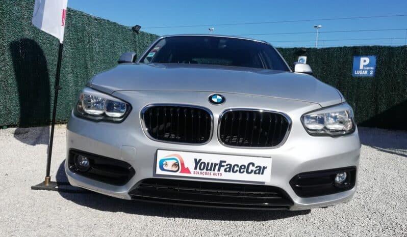 BMW 116 d Line Sport completo